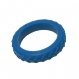 Tread Bangle (child) - 'Sonic' (royal blue)- Chewigem